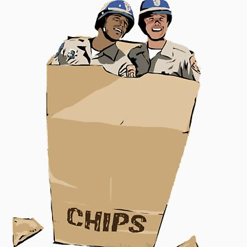 CHIPS by kirksucks