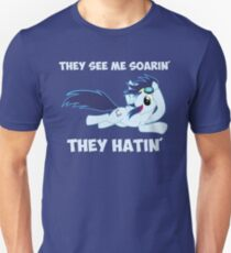 They See Me Soarin' - They Hatin' T-Shirt