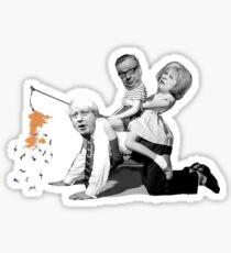 Borris Ride Brexit Sticker