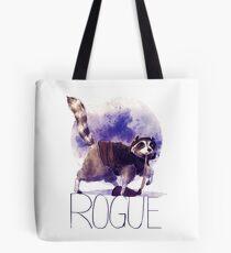 Rogue Racoon Tote Bag