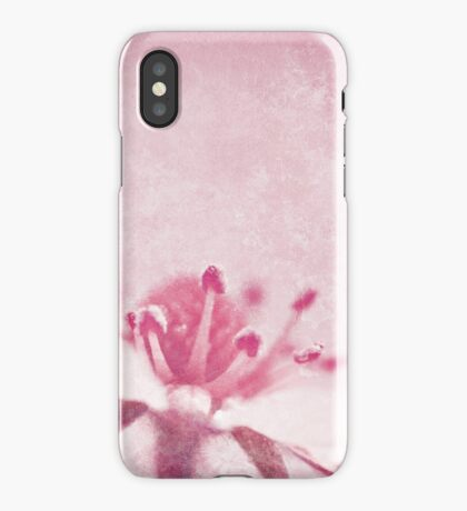 Strawberry Pink iPhone Case