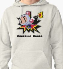 Dropping Bombs Pullover Hoodie