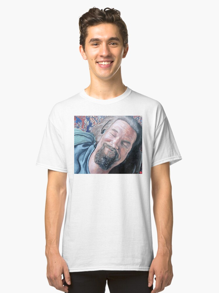 Alternate view of The Dude Classic T-Shirt