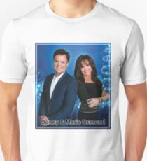 DONNY AND MARIE OSMOND CHRISTMAS TOUR 2016/2017 Unisex T-Shirt