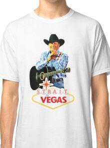 GEORGE STRAIT TO LAS VEGAS 2016 - 01 Classic T-Shirt
