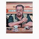 Walter Sobchak by Tom Roderick
