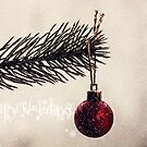 Happy Holidays (2016) by Denise Abé