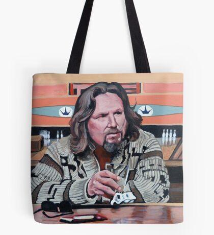 Jeffrey Lebowski Tote Bag