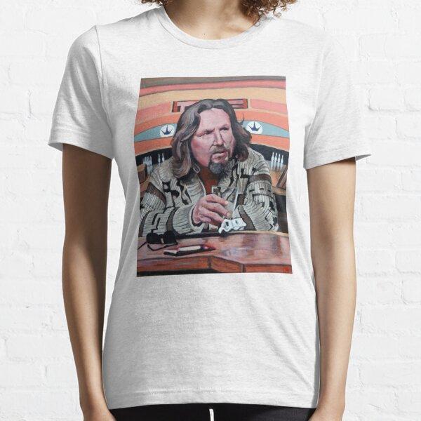 Jeffrey Lebowski Essential T-Shirt