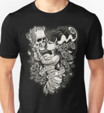 Made for You - Black & White T-Shirt
