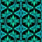 Shades of Turquoise Design by SmilinEyes