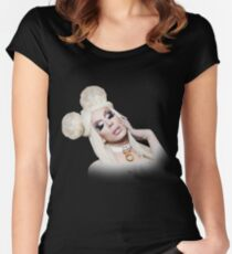 POUNDCAKE Women's Fitted Scoop T-Shirt