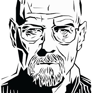 Breaking Bad: Heisenberg - Obey style by Digitize