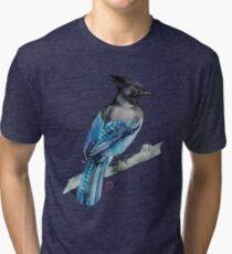 Black Jay Tri-blend T-Shirt