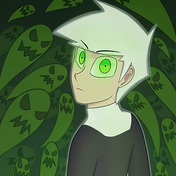 Danny Phantom by CharrChan