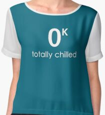 Totally Chilled Women's Chiffon Top