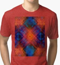 P1330039 _XnView _Photofiltre _GIMP Tri-blend T-Shirt