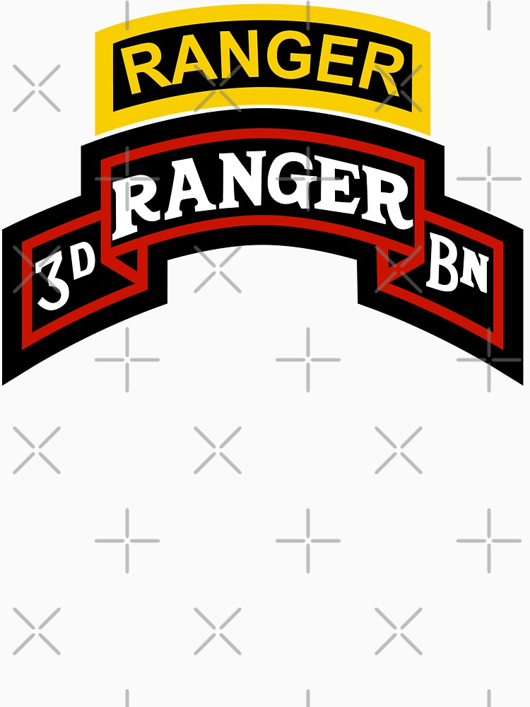 3rd Ranger and tab by jcmeyer