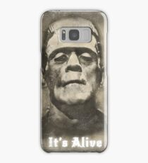 Frankenstein Monster Boris Karloff Design Samsung Galaxy Case/Skin