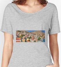 Nimborio, Halki Women's Relaxed Fit T-Shirt