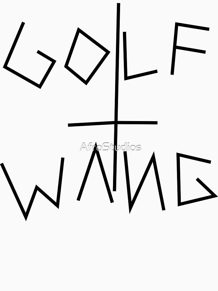 Golf Wang | Black | Unisex T-Shirt