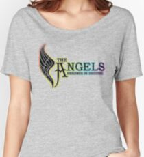 The Angels - Heroines in Disguise Women's Relaxed Fit T-Shirt