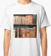 Antike Buchbindungen Classic T-Shirt
