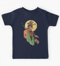 Autumn Witch Kids Clothes