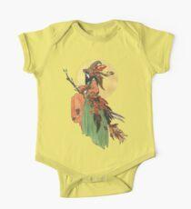Autumn Witch Kids Clothes
