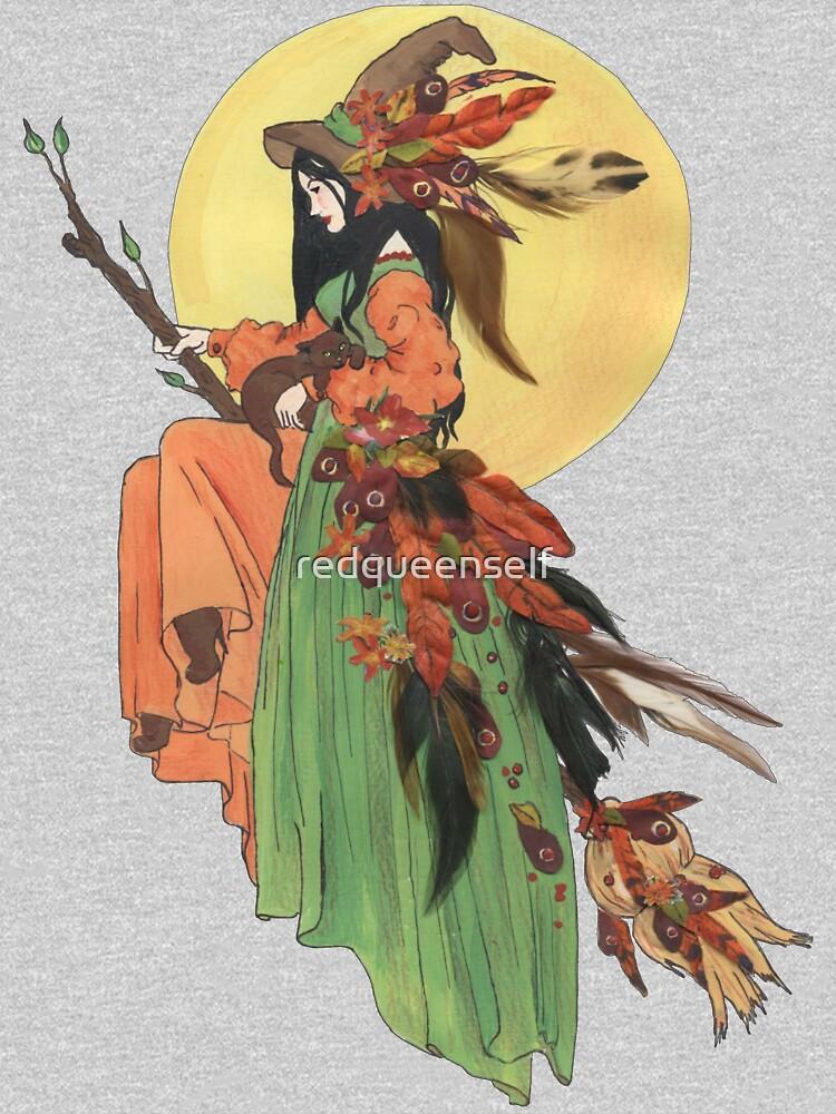 Herbst Hexe von redqueenself