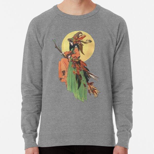 Autumn Witch Lightweight Sweatshirt