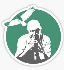 Sir David Attenborough Sticker