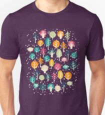 Night Forest Unisex T-Shirt