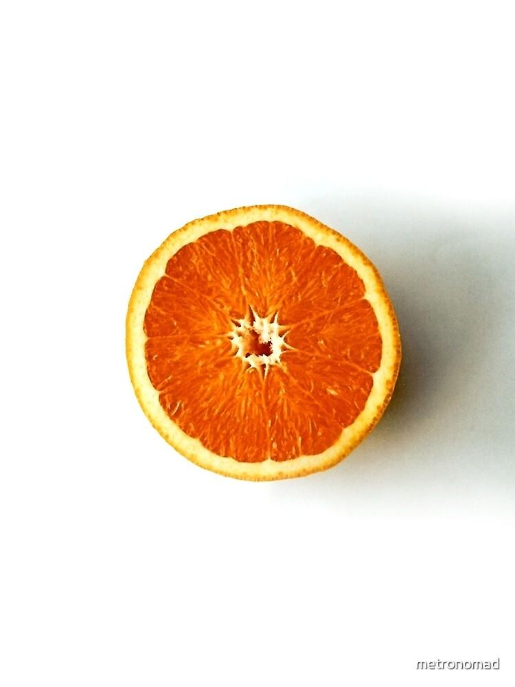 Half orange by metronomad
