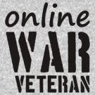 Online war veteran by FMelo