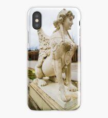 Sphinx in Austria iPhone Case