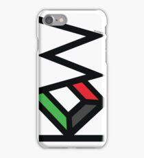 KW flag iPhone Case/Skin