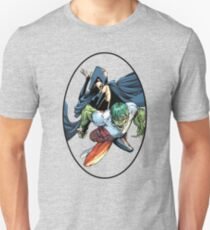 Bbrae Comic Cover Color Unisex T-Shirt
