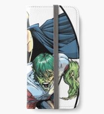 Bbrae Comic Cover Color iPhone Wallet/Case/Skin