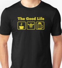 The Good Beekeeping Life Unisex T-Shirt