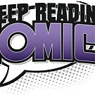 Keep Reading Comics by ThunderQuack  Podcast Network