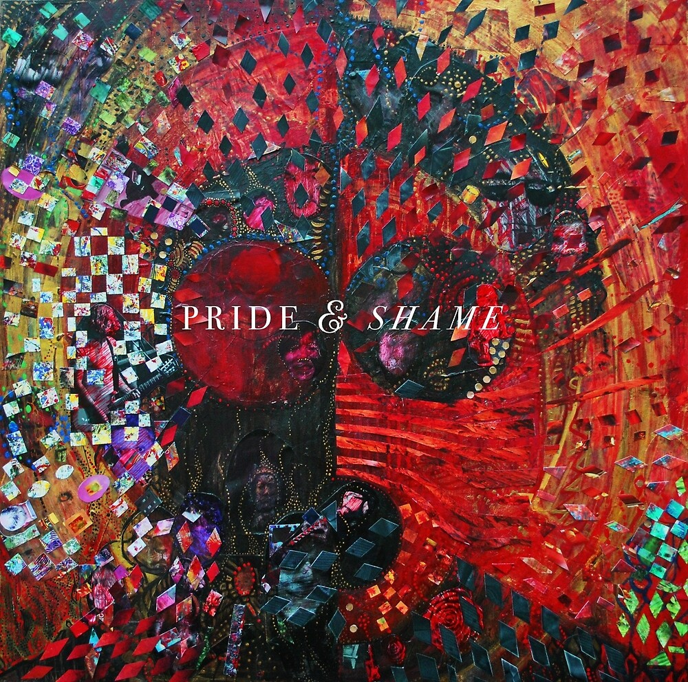 Pride & Shame Album cover artwork by William Wright