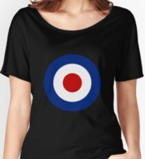 Brittish Royal Air Force Women's Relaxed Fit T-Shirt