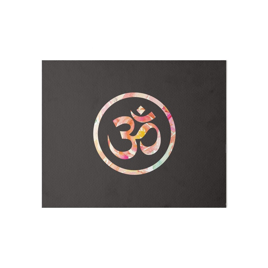 Om aum ohm namaste yoga spiritual hinduism symbol art boards by om aum ohm namaste yoga spiritual hinduism symbol by funnyclan buycottarizona