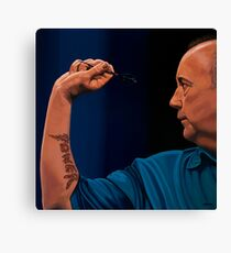 Phil Tayler The Power Painting Canvas Print