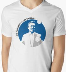 Vin Scully Men's V-Neck T-Shirt
