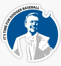 Vin Scully Sticker