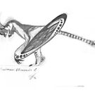 Caviramus filisurensis, the flying swiss army knife by DubstepAddict