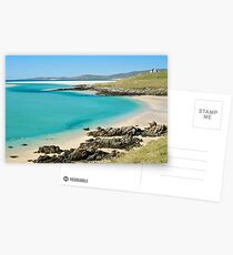 Luskentyre beach, Isle of Harris Postcards