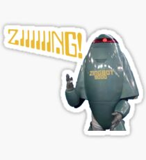 Ziiiiiing! Sticker